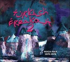 VA - TURKISH FREAKOUT 2: PSYCH-FOLK 1970-1978 NEW VIDEO GAME