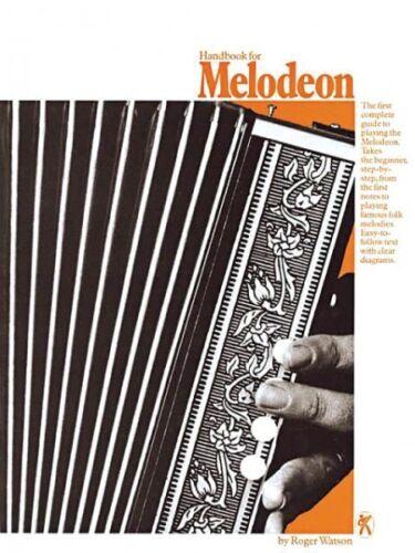 Handbook for Melodeon Sheet Music NEW 014014147