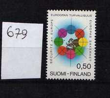 Finlandia / Finland 1972 Conferenza sulla sicurezza e cooperazione europea MNH