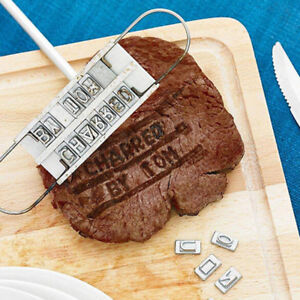 Barbecue-Steak-Grill-marque-55-interchangeables-lettres-Barbecue-Restaurant-Cuisine