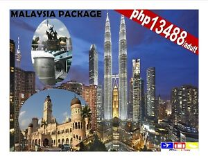 Malaysia-Package-3D2N-with-Airfare-and-Tour-Great-Deal