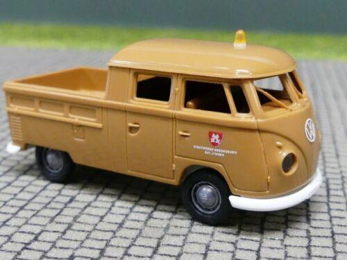 1//87 Brekina # 1531 VW T1 b Doka Stadtwerke Regensburg 32815