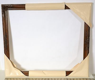 "Antiques Earnest Walnut Frame ~ To Fit A 20x24 Print ~ 1 ¾ "" Wide Molding To Clear Out Annoyance And Quench Thirst Picture Frames"