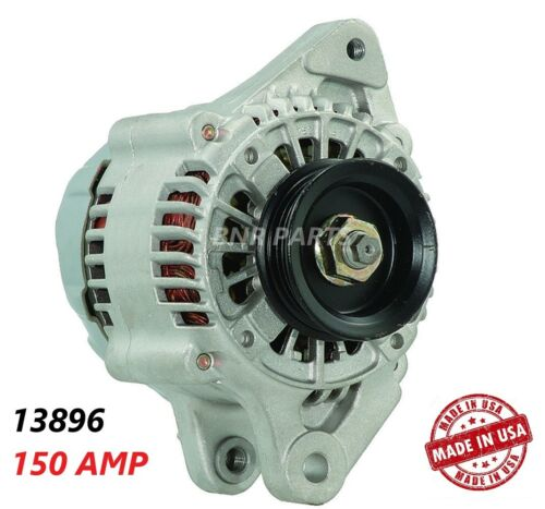 150 AMP 13896 ALTERNATOR TOYOTA ECHO 00-02 1.5L HIGH Output Performance HD