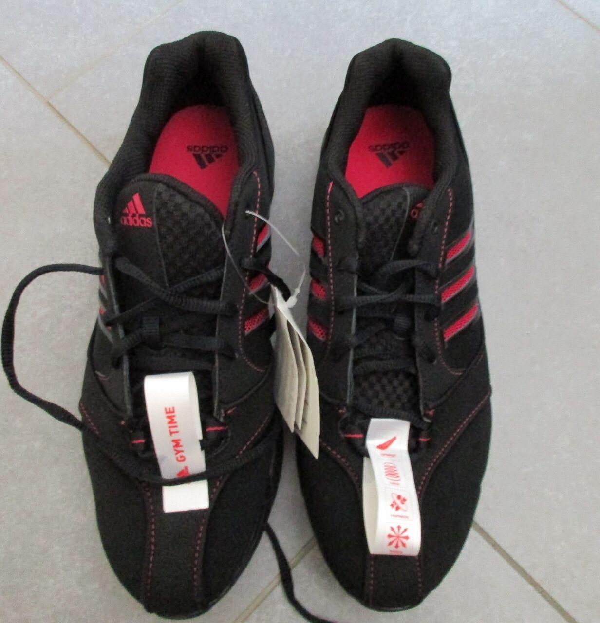 Adidas Schuhe Laufschuhe Sportschuhe Indoor Rizer Rizer Indoor II Lo schwarz pink Gr. 41 1/3 bb94ba