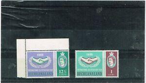 Bechuanaland-QEII-1965-Postfrisch