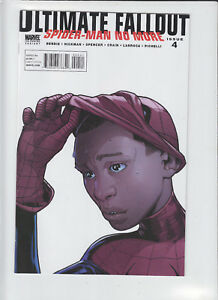 MILES-MORALES-FIRST-SPIDER-MAN-APPEARANCE-ULTIMATE-FALLOUT-4-2ND-MINT