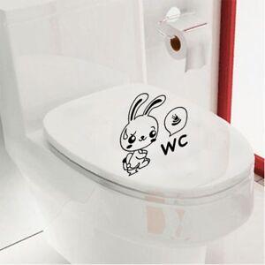 Cute-Lovely-Funny-Wall-Sticker-Rabbit-Pattern-Home-Decor-Toilet-Sticker