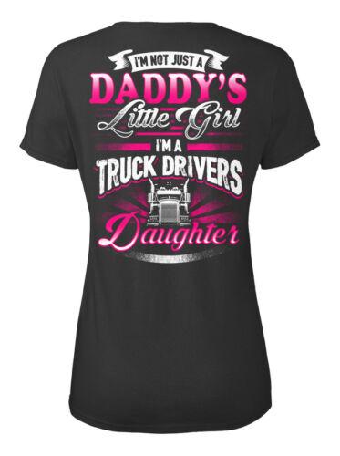 Trucker je ne suis pas juste Standard T-shirt femme Im un Camion Conducteurs fille!