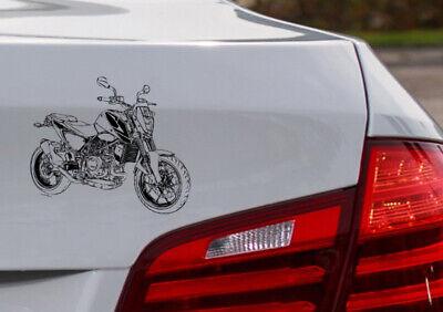 Coscienzioso Duke 690 Auto Moto Adesivo Sticker Duke 690-mostra Il Titolo Originale Sconto Del 50