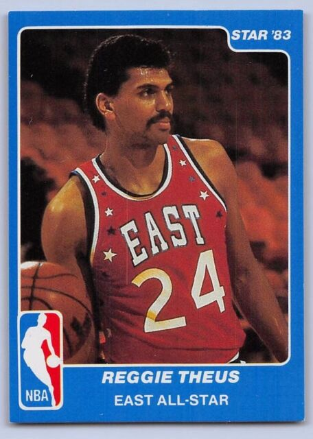 Verzamelkaarten, ruilkaarten Verzamelkaarten: sport 1983-84 Star NBA All-Star Game #8 Sidney Moncrief Team Basketball Card