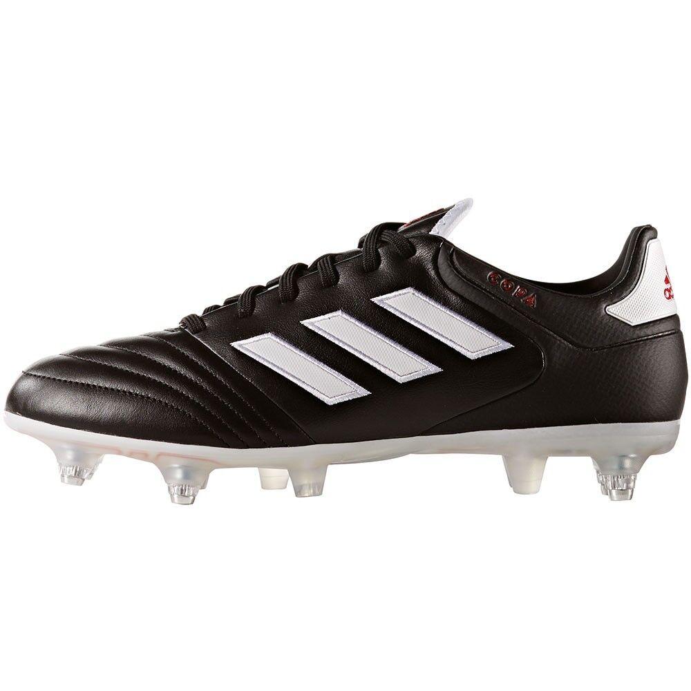 Adidas Copa 17.2 SG Herren Fußballschuhe schwarz weiß