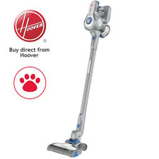 Hoover H-Free 700 Pets 3 in 1 Cordless Stick Vacuum Cleaner HF722PG - Grey/Blue