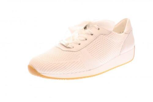 12-34027-50 ara Damen Halbschuh//Schnürer//Sneaker Lissabon-Fusion4 WEISS Weiß