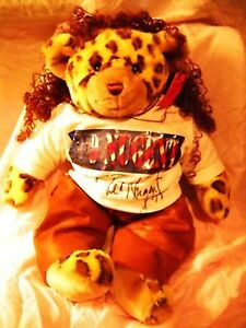 Ted-Nugent-Teddy-Bear-Singer-Musician-Autographed-T-Shirt
