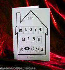 MAGIC MIND ROOMS by S. Rob.  Finbarr Occult  Magick.  White magic. Grimoire