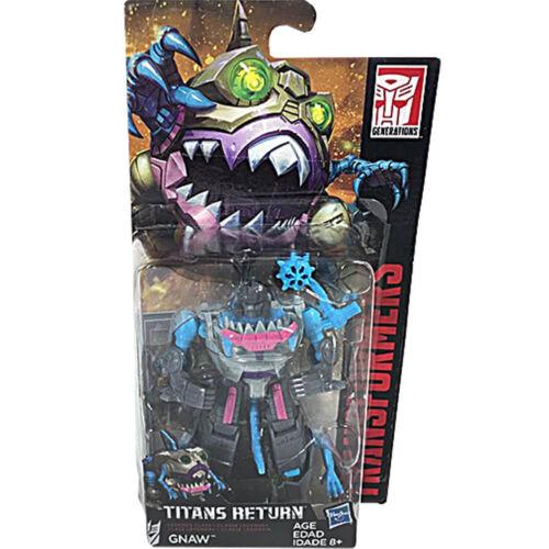 Transformers Titans ritorno legenda WAVE 03 sharkticon rosicchiare 2016
