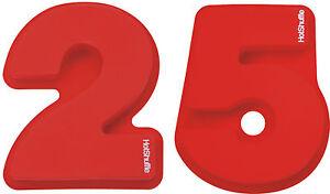Gran-Silicona-numero-25-Cake-Tin-Moldes-25-Plata-Boda-Aniversario-Regalo