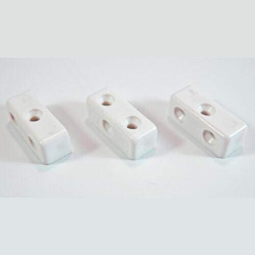 8 x modestie mod blocs Blanc Meuble Cuisine Armoire Fixation Joint Connecteur