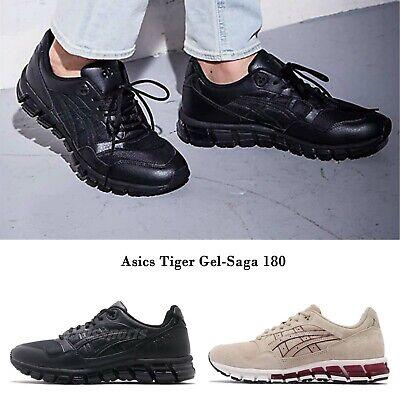 piano guapo pandilla  Asics Tiger Gelsaga 180 Mens Running Shoes Lifestyle Sneakers GEL Pick 1 |  eBay