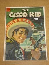 CISCO KID #24 G+ (2.5) DELL COMICS DECEMBER 1954 (B)