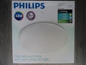 Philips 318153116 deckenleuchte fürs badezimmer : Twirly LED | eBay