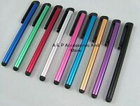 Stylus Pens Aluminum Touch Screen 10 Pens For Tablets Ipad Cell Phones Universal