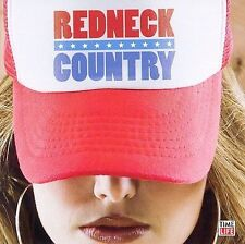 Redneck Country [Time Life] by Various Artists (CD, May-2006, Time/Life Music)