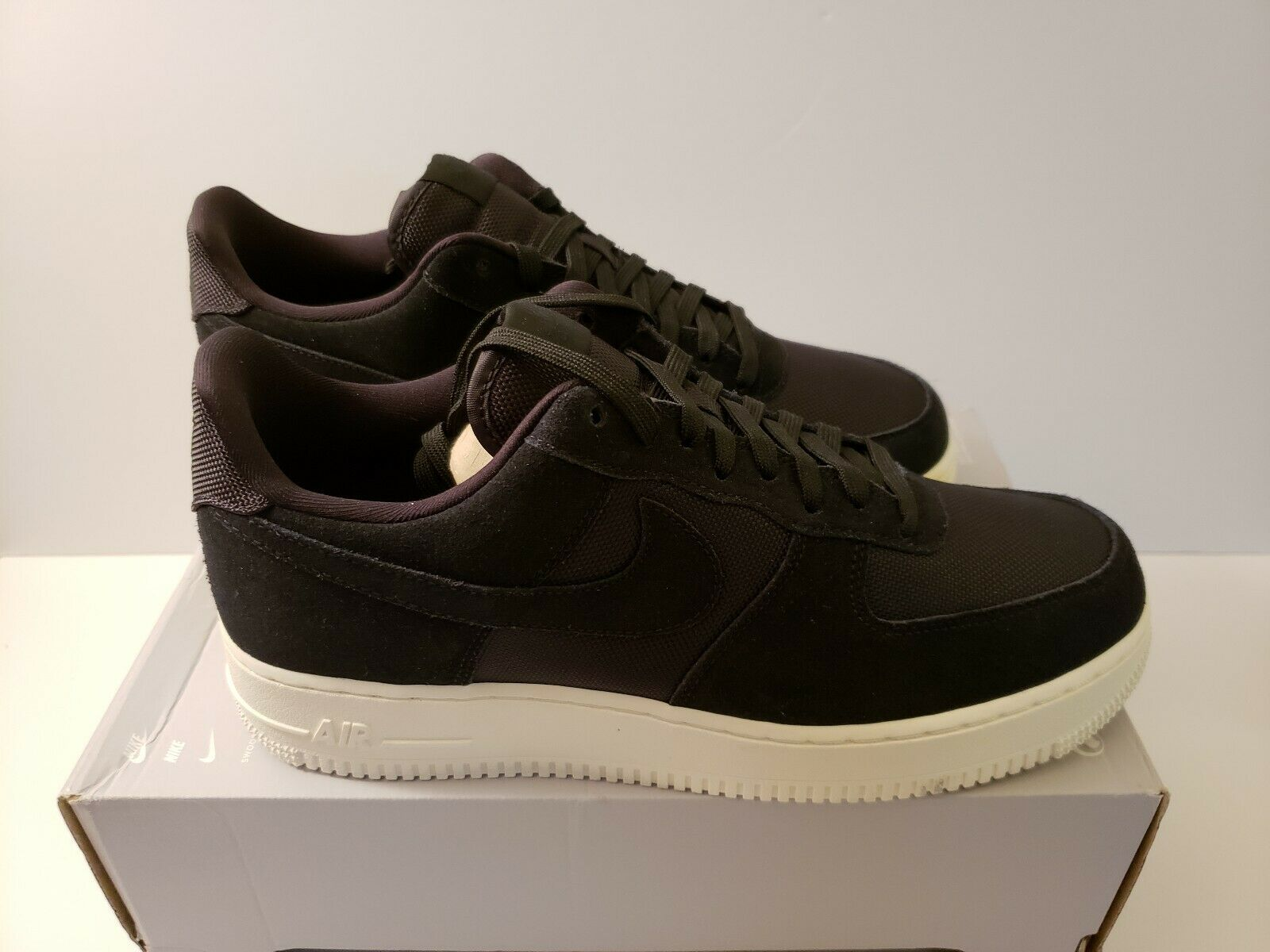 296314a2fa Nike 1 '07 1 Size 10.5 Black White AO2409 001 Air Force nnpcwu2590 ...