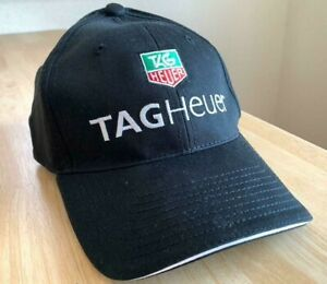 TAG-Heuer-VIP-customer-Novelty-logo-embroidery-cap-hat-Japan-USED
