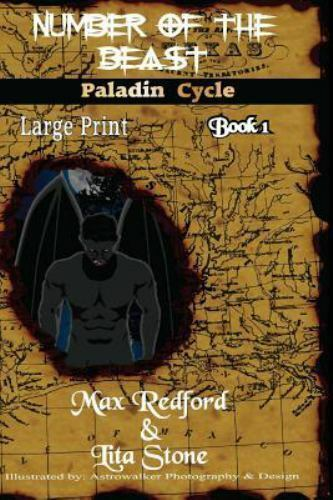 Paladin Cycle: Number of the Beast - Large Print : Paladin C