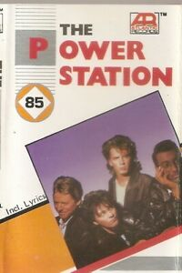 Power-Station-Duran-Duran-Robert-Palmer-Import-Cassette-Tape
