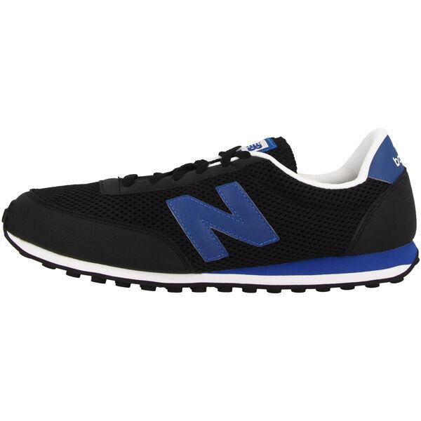 Venta de liquidación de temporada New balance u410 mmkb zapatos Black Blue u 410 mmkb Zapatillas negro azul ul ml 574