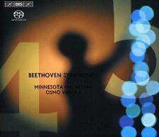 Osmo V nsk, Ludwig van Beethoven - Symphony 4 & 5 [New SACD] Hybrid SACD