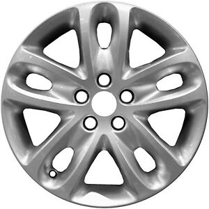 Details About Refurbished OEM Alloy Wheel Rim 17x7 5 Lugs ALY59790U20 C2S31379 560 59790