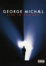 """GEORGE MICHAEL """"LIVE IN LONDON"""" 2 DVD NEU"""