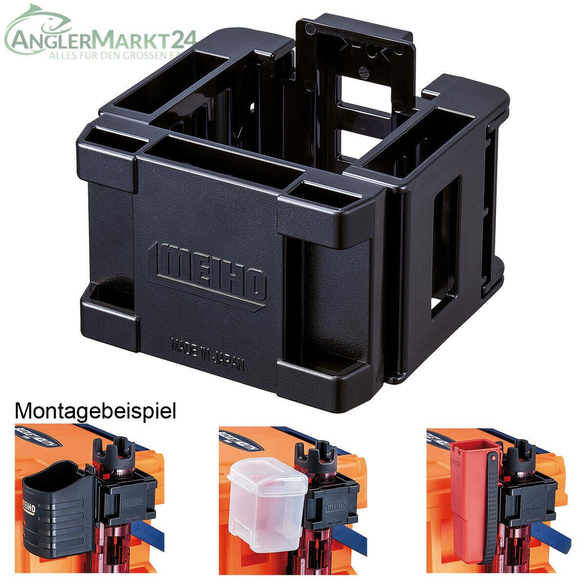 WFT MEIHO BM-7000 Multi Funkction Boxes Bucket Mouth Angelbox OPTIONALES ZUBEHÖR
