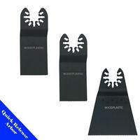 3 Wood Blade Oscillating Multi Tool For Black & Decker Milwaukee Makita Ridgid