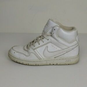 Details about Nike Air Prestige III High Basketball Shoes Mens Size 10 EUR 44 White 407036 100