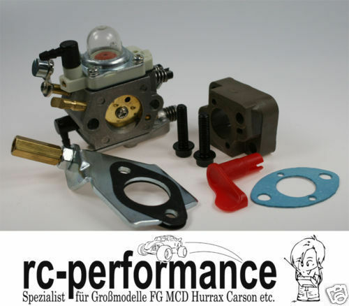 CARBURATORE TUNING SET wt668 Carbon Fighter mcd RACE FG