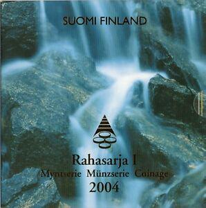 SÉRIE EURO BRILLANT UNIVERSEL (BU) - FINLANDE 2004