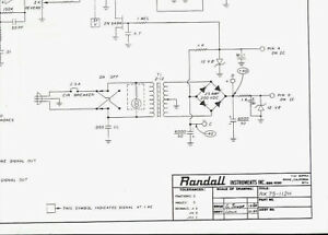 Details about Randall Instruments RK 75-112H Guitar Amplifier Amp Schematic on solid state guitar amp kit, solid state amplifier schematics, voltage amplifier schematic, solid state guitar amp pcb layout, solid state guitar power amp, solid state guitar amp circuit board, bass tube preamp schematic, solid state amp inside, best guitar overdrive schematic, solid state computer schematic, solid state tremolo schematic, planet audio schematic, transformer for audio amplifier schematic,