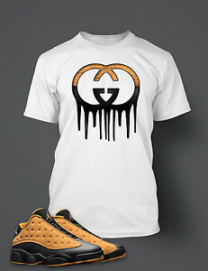 Graphic-Tee-Shirt-to-Match-AIR-JORDAN-13-LOW-CHUTNEY-Shoe-Big-and-Tall-or-Small