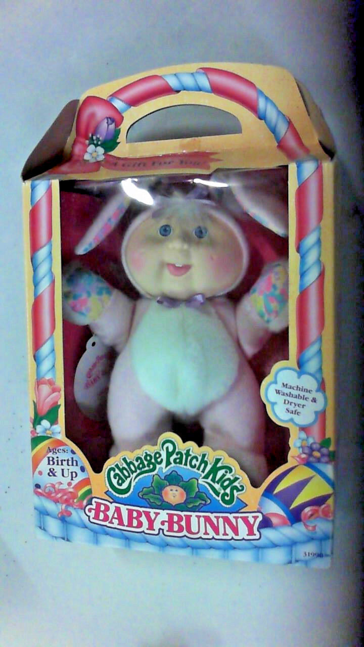 1993 Cabbage Patch Kids Baby Bunny
