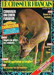 100% De Qualité Le Chasseur Francais N°1079 Janvier 1987 : Corriger Un Chien Fugueur