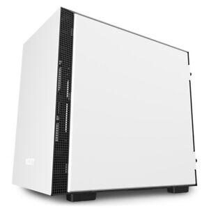 NZXT-H210-Mini-ITX-tempered-Glass-weiss-Tower-Gehaeuse