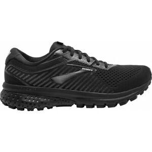 brooks all black shoes