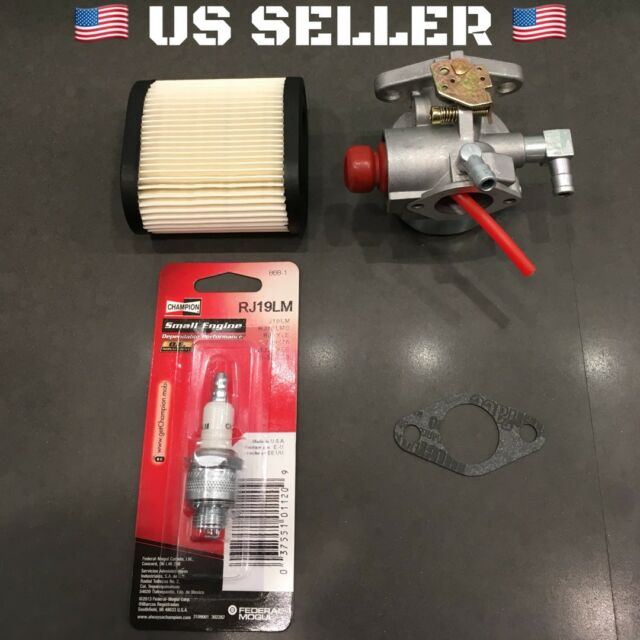 SERVICE TUNE UP KIT Toro Lawnmower Recycler 20016 20017 20018 RJ19LM J19LM Carb