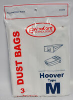 Hoover Type M Canister Vacuum Cleaner Bags