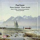 Paul Juon: Piano Quintet; Piano Sextet (CD, Oct-2012, CPO)